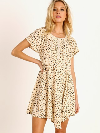 You may also like: KIVARI Valentina Babydoll Mini Dress Leopard