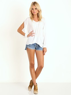 Lovers + Friends Daydream Blouse White