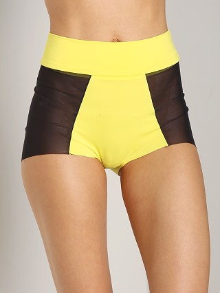 Complete the look: Noe Undergarments Oliver High Waisted Brief Citron