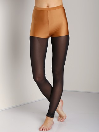Noe Undergarments Edward Legging Black/Gold