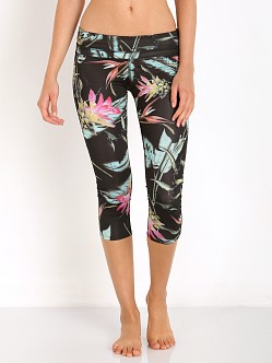 Stone Fox Swim Muse Legging Black Ginger
