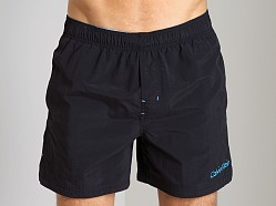Calvin Klein Drawstring Swim Trunk Black