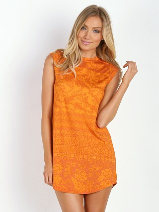 Novella Royale Goldie Dress Tangerine Hazely
