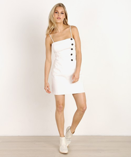 ASTR the Label Issa Dress Off White