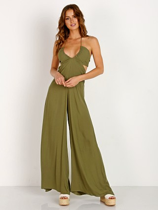 You may also like: Indah Jagger Flare Jumpsuit Olive