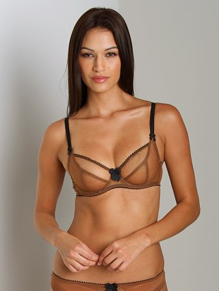 Claudette Dessous Full Coverage Bra American Tan