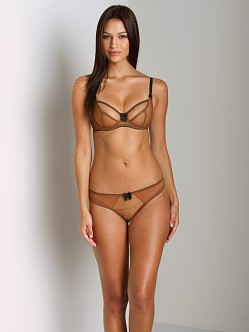 Claudette Dessous Thong American Tan