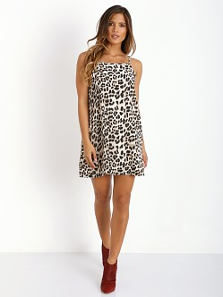 Faithfull the Brand Royals Dress Animal Instinct