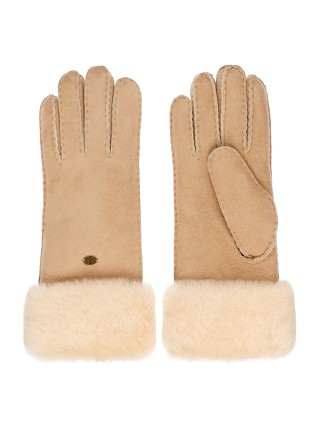 Emu Australia Apollo Bay Gloves Chestnut