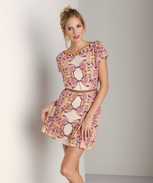 Tigerlily Kutch Dress