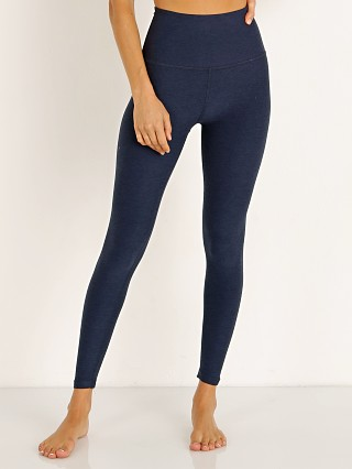 Beyond Yoga Spacedye High Waisted Midi Legging Nocturnal Navy