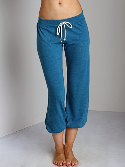 Nation LTD Medora Capri Sweats Caribbean Blue