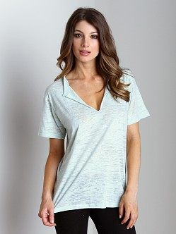 Nation LTD Burnout Karen Tee Mint