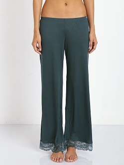 Eberjey Everly Classic Pant Evergreen
