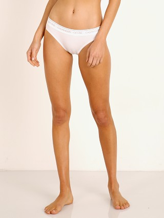Complete the look: Calvin Klein CK One Cotton Bikini White