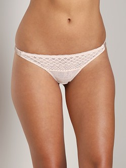 Stella McCartney Camille Cooling Thong Sand