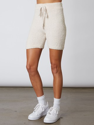 Complete the look: NIA Mid Length Sweater Short Natural