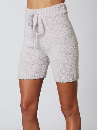 NIA Mid Length Sweater Short Dove