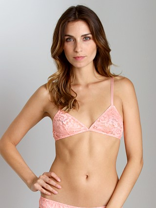 Zinke Laurel Bralette Peach