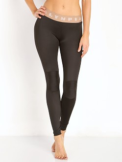 Olympia Activewear Moto Leggings Jet