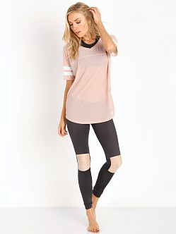 Olympia Activewear Rhoia Jersey Nude Mesh