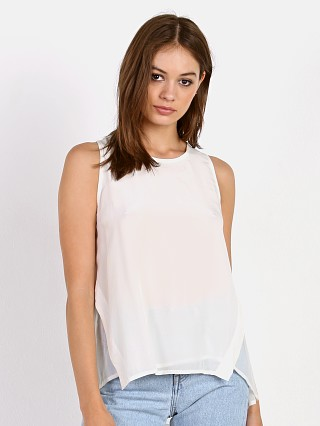 Complete the look: Maurie & Eve Kiss of Life Singlet Cloud