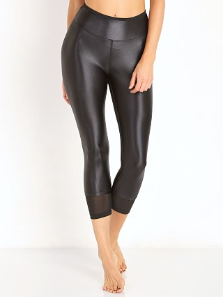 Koral Echo Cropped Leggings Black