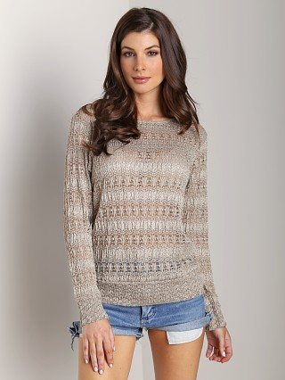 Complete the look: Nightcap Autum Leaf Lace Sweater Puddy