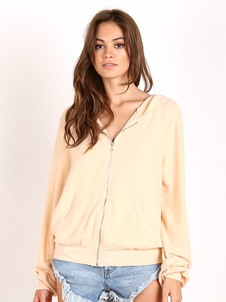 WILDFOX American Hangover Malibu Zip Up