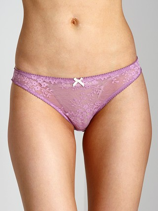 Stella McCartney Gwyneth Gazing Bikini Brief Lilac