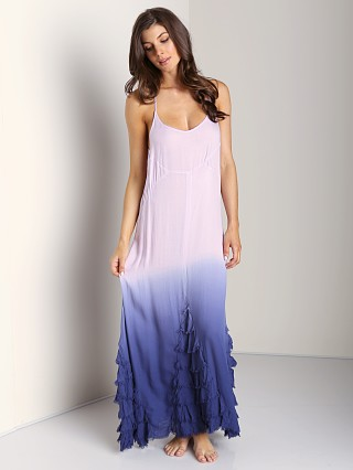 Free People Hazy Day Slip Dress Lavender