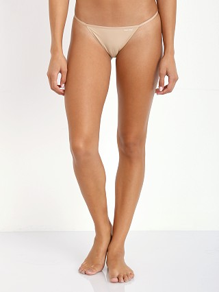 Complete the look: Calvin Klein String Bikini Bare