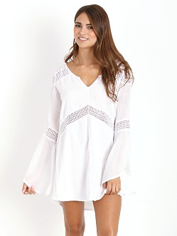 L Space Bloomfield Tunic Ivory