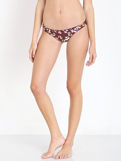 Beach Riot Claro Sandy Bottom Crimson Floral