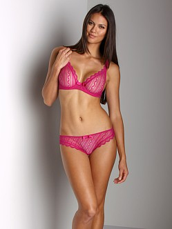 Huit China Girl Balconnet Bra Pekin Pink