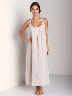 9Seed Antigua Long Cover Up Dress Sand
