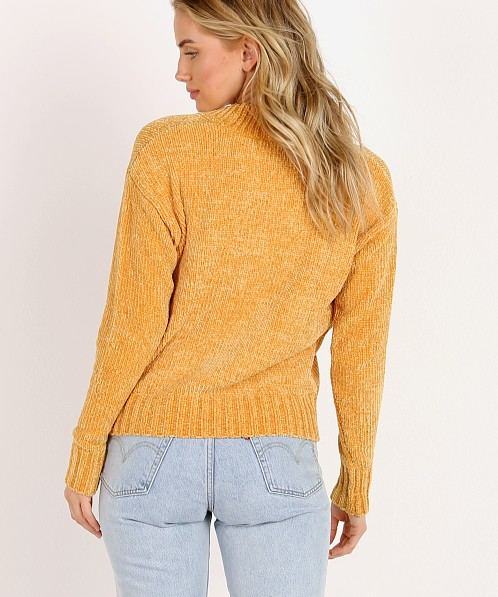 Heartloom Chloe Sweater Marigold