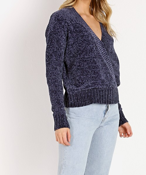 Heartloom Chloe Sweater Navy