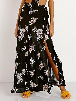 Faithfull the Brand Terviso Maxi Skirt Chelsea Floral