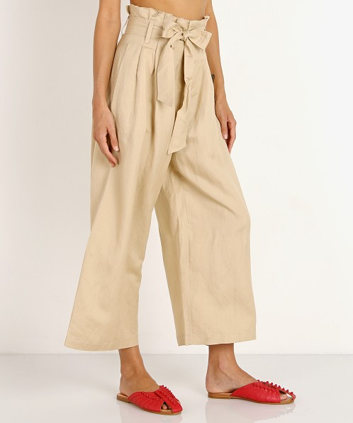 ASTR the Label Deema Pant Cappuccino