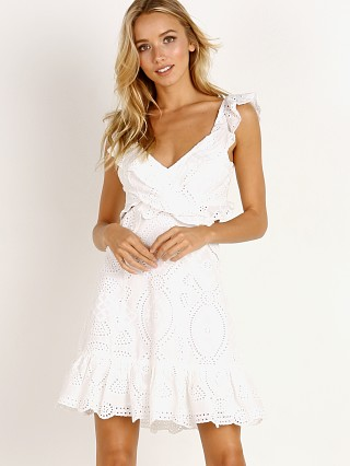ASTR the Label Elora Dress Ivory Lace