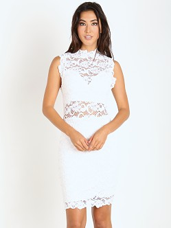 Nightcap Dixie Cutout Dress Dove