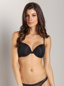 Calvin Klein Launch Contour Bra Black