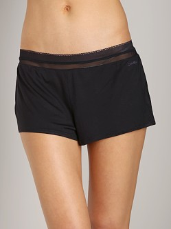 Calvin Klein Launch Sleep Short Black