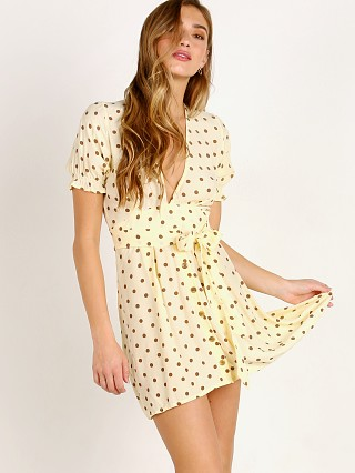 You may also like: Faithfull the Brand Vanelli Mini Dress Sylve Dot Print