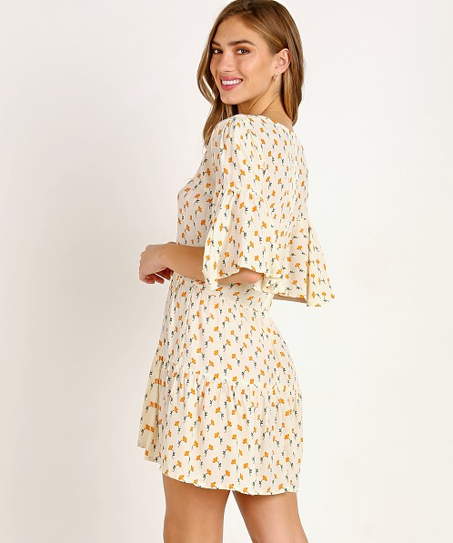 Faithfull the Brand Fresa Dress Marje Floral Print