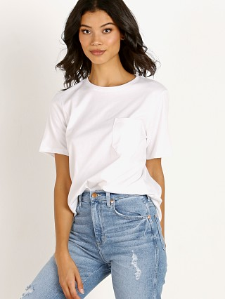 Complete the look: Richer Poorer Pocket Crew Tee White