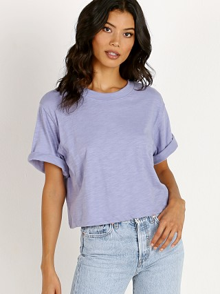 Complete the look: Richer Poorer Grown Up Crop Electric Violet