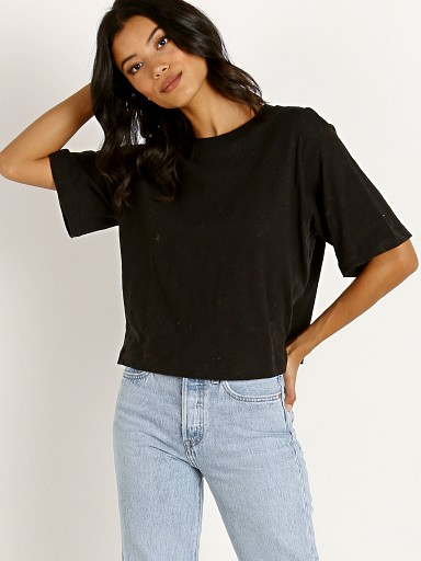 Richer Poorer Grown Up Crop Black