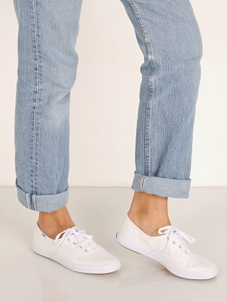 Complete the look: Keds Champion Sneaker White